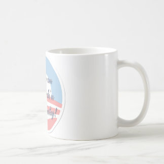 Political Merchandise Coffee Mug