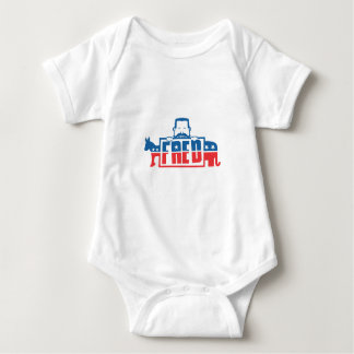 Political Party of Fred Baby Bodysuit