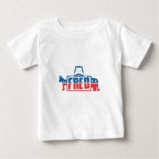 Political Party of Fred Baby T-Shirt
