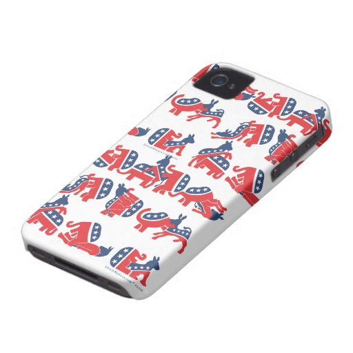 Political Positions iPhone 4/4S Case-Mate Case