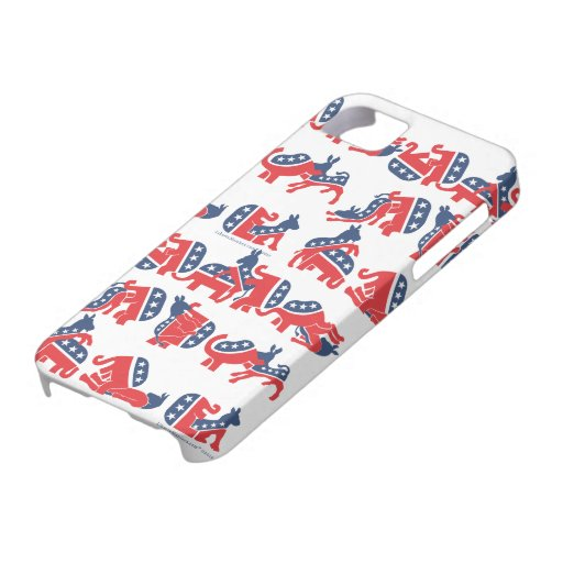 Political Positions iPhone 5 Case-Mate Case