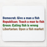 """Political problem solving mouse pad<br><div class=""""desc"""">Welcome to Political Genius. Does your political belief system cross party lines? If you are tired of politics as usual, this is no time to be politically correct. Everyone has a right to their fair say, but that doesn&#39;t mean you have to listen. When the lack of common sense shown...</div>"""