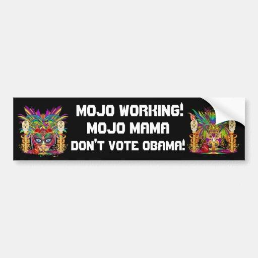 Political Satire Bumper Sticker
