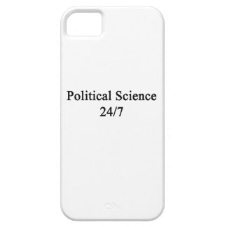 Political Science 24/7 iPhone 5 Covers