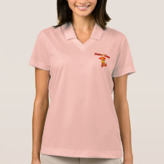 Political Science Chick #5 Polo Shirt