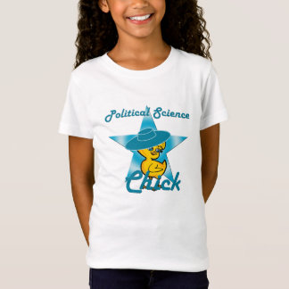 Political Science Chick #7 T-Shirt