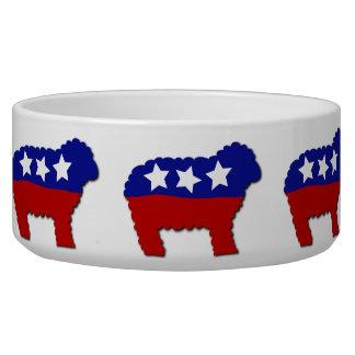 Political Sheep Bowl