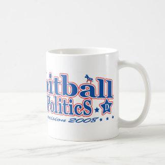 Political Spitballs Coffee Mug