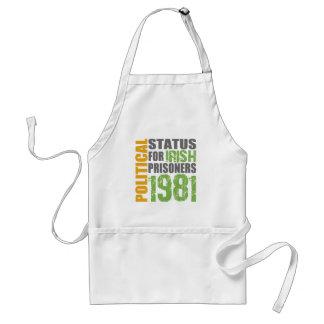 political status adult apron