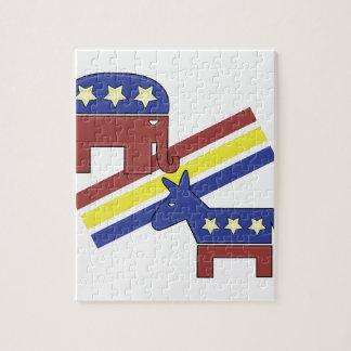 Political Symbols Jigsaw Puzzles