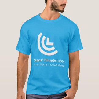 Political Will for a Livable World Shirt (Blue)