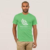 Political Will Men's Green T-Shirt