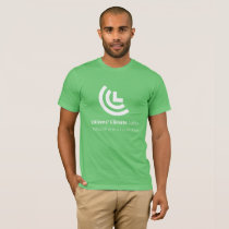 Political Will Men's Green T-Shirt