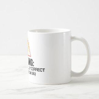 Politically Correct Coffee Mug