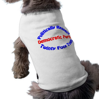 Politically Respect - Democratic Party Tee