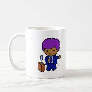 Politician Boy mug
