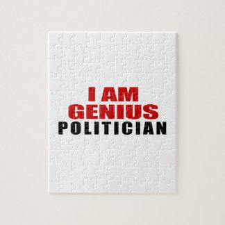 POLITICIAN DESIGNS JIGSAW PUZZLES