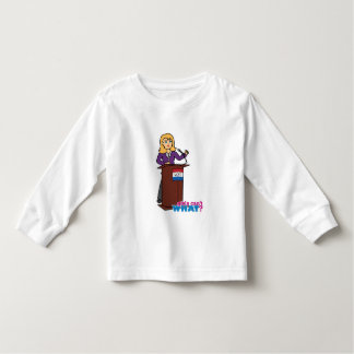 Politician - Light/Blonde Toddler T-shirt