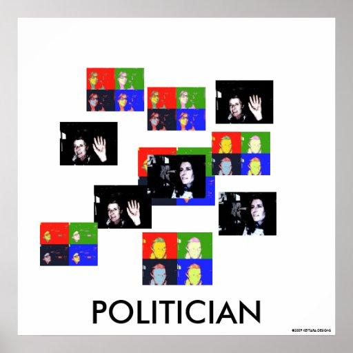 POLITICIAN, Photo 198, P... Posters