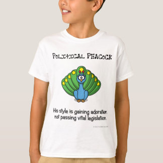 Politicians are only concerned with appearances T-Shirt