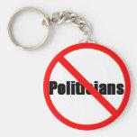 Político América libre, el llavero