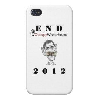 Político iPhone 4 Carcasas