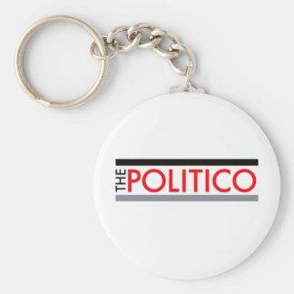 Politico Key Chain