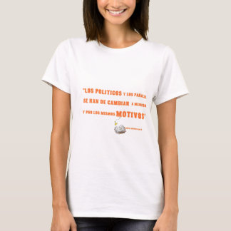 politicos T-Shirt