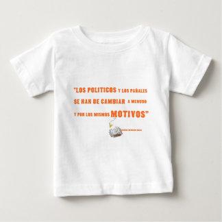 politicos tshirts