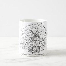 Politics As Usual? Coffee Mug