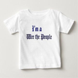 Politics Baby T-Shirt
