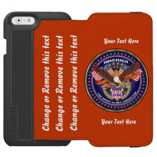 Politics Best Bet Go Direct to Customize iPhone 6/6s Wallet Case