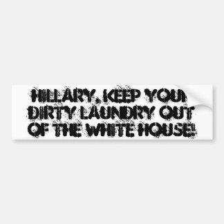 Politics Bumper Stickers