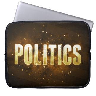 Politics Laptop Sleeves