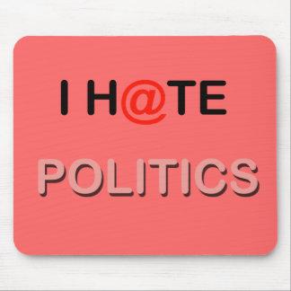 POLITICS MOUSE PAD