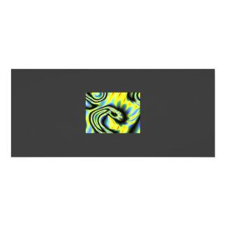 """polivinílico-arte n°4 invitación 4"""" x 9.25"""""""