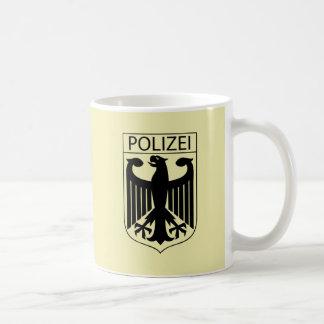 POLIZEI - German Police Symbol Gifts Coffee Mug