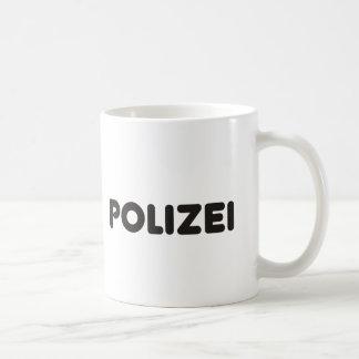 Polizei Products & Designs! Coffee Mug