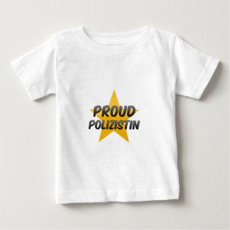 Polizistin orgulloso playeras