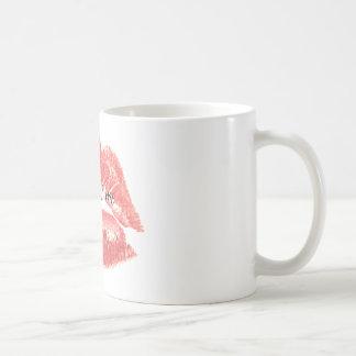 Poljubi me coffee mug