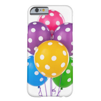 Polk A Dot Balloons Barely There iPhone 6 Case