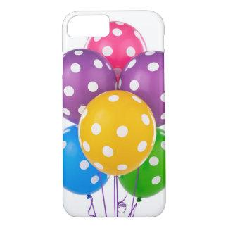 Polk A Dot Balloons iPhone 8/7 Case