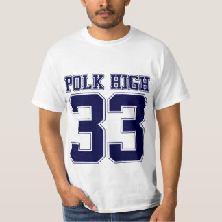 Polk alto Bundy 33 Playera