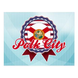 Polk City FL Post Cards