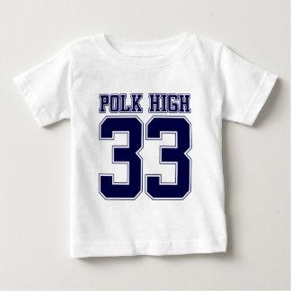 Polk High Bundy back Infant T-shirt