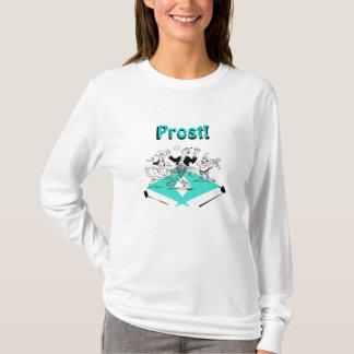 Polka Dance Party Prost! Toast Octoberfest T-shirt