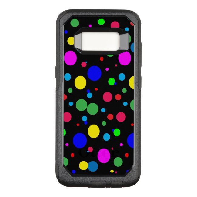 Polka Dot Balloons OtterBox Galaxy S8 Plus Case