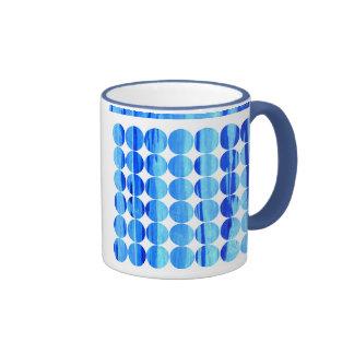 Polka Dot Bamboo Coffee Mug