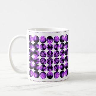 Polka Dot Bamboo Mug