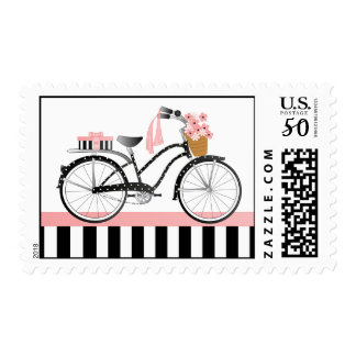 Polka Dot Bicycle-New Bike Postage